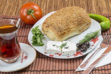 Kaşar Peynirli Katmer