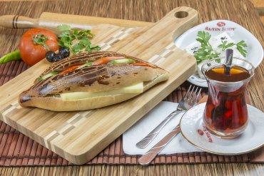 Kaşar Peynirli Sandwich