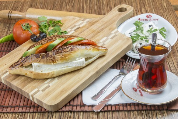 Beyaz Peynirli Sandwich